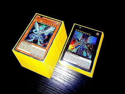 Yugioh Photon Galaxy Deck! Neo Galaxy-Eyes Prime Tachyon Dragon Wizard Knight!!!