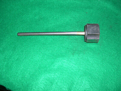 Machinist High Power Magnetic Base With Indicator Holding Rod 38 By 8 Long