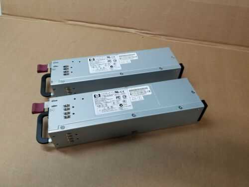 (Lot of 2) HP 575M Server Hot Swap Power Supply DPS-600PB B  ***TESTED***