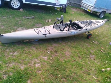Kayak mirage adventure