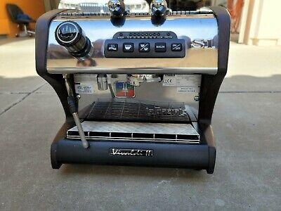 La Spaziale S1 Vivaldi Ii Commercial Espresso Machine Wood Color Used