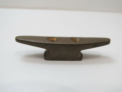 3 inch Long Bronze Wilcox Crittenden Boat Cleat -(D3A791)