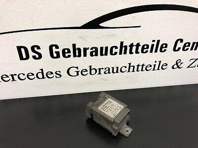 Orig. Mercedes-Benz CLK W208 Mopf Zusatzlüfter Steuergerät ESG A0255455932