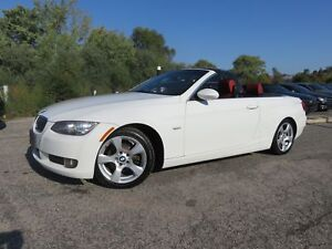 2008 BMW 328i HARD TOP CONVERTIBLE LOW MILEAGE RUNS VERY GOOD. T