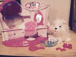 Barbie Pet Salon