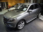 Mercedes-Benz ML 350 CDI BLUET 4MA AMG 21-ZOLL COMAND BI-XENON