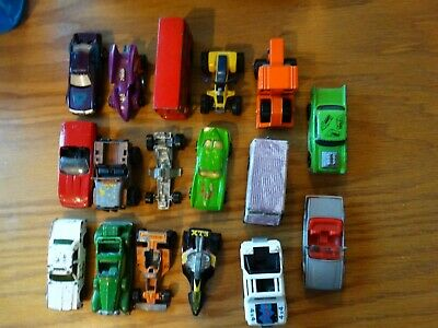 Lot #1 Vintage Hot Wheels and Matchbox