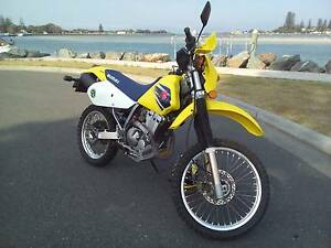 2006 Suzuki DR-Z 250 Forster Great Lakes Area Preview