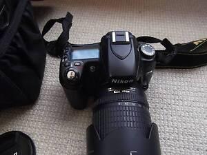 Nikon D80 digital SLR camera Rosny Clarence Area Preview