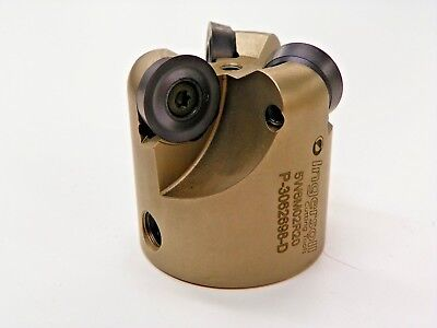 Ingersoll 5w6m02r20 2 Button Face Mill W Rplh 190500tn Carbide Inserts C149