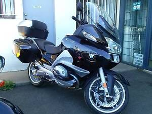 2009 BMW R1200RT Touring tourer road bike upright Taminda Tamworth City Preview