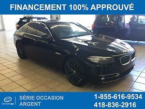 BMW 528xi Xdrive , Bluetooth , Toit Ouvrant 2015