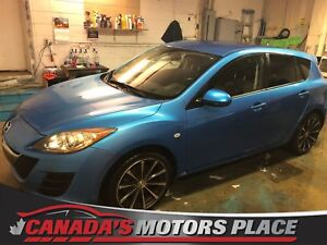 2010 Mazda Mazda3 GX GX, Sport, Auto, Upgraded Wheels, Rare! GX,