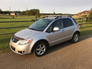 2007 Suzuki SX4 JLX All Wheel Drive AWD