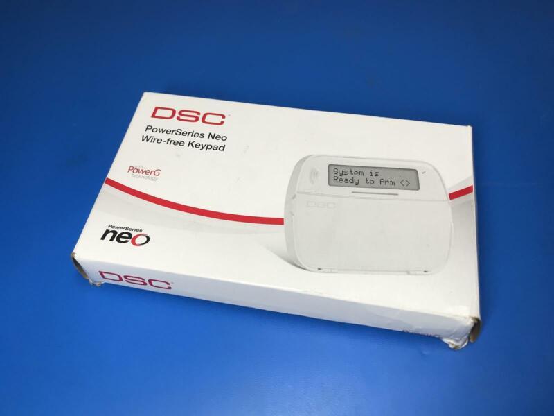 DSC HS2LCDWF9 N PowerSeries Neo Wire-free Keypad