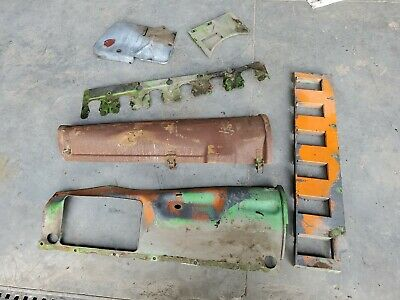 Deutz Cover Shield Diesel Engine Turbo Tin Metal Straight 6 Cylinder Air Cooled