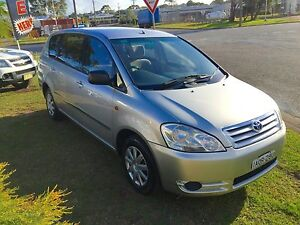 Toyota Avensis GLX Automatic 7 Seater Peoplemover Van Port Macquarie Port Macquarie City Preview