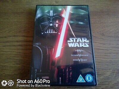 Star Wars Trilogy Episode 4-6 DVD