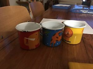 Kids cups/ mugs Avalon Pittwater Area Preview