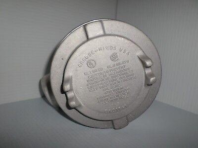 New Crouse Hinds Guab-59 Condulet Outlet Box 1-12 Guab59