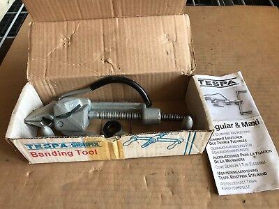 Tespa Regular & Maxi Banding Tool RW100 SignFix for steel banding, NOS