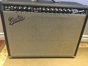Fender Twin Reverb. Limited Edition 1991 Blackface