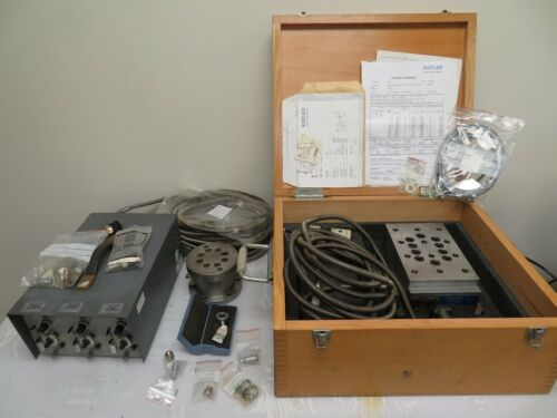 Kistler 9443B Three Component Dynamometer 9271A 2 Component Dynamometer w/ extra