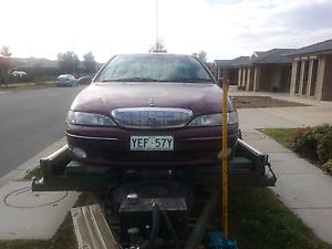 V8 ghia ford fairlane going cheap Bonner Gungahlin Area Preview