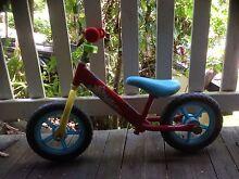 Kids balance bike Coolum Beach Noosa Area Preview