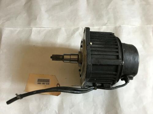 Yaskawa Sgmdh-06a2a-yr12,550w 2.63, 4.0a,utsah-b17ba Ac Servo Motor,sg