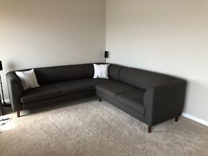 EQ3 Sectional Sofa/ Couch