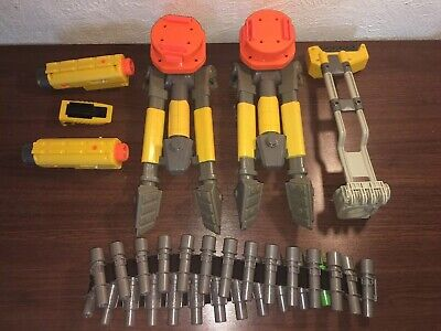 NERF Vulcan EBF-25 2 Tripod and Ammo Belt Accessories Replacement Laser Scopes
