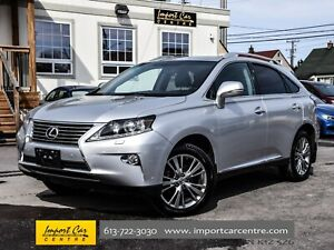 2014 Lexus RX 350 AWD TOURING ED. NAV CLIMATE SEATS WOW!! -