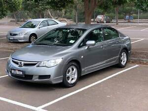 HONDA CIVIC 2006 with RWC and REGO Jul-20