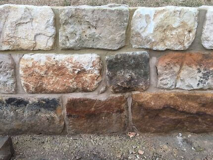 Sandstone Blocks recycled