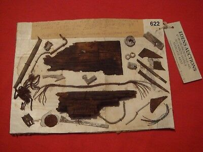 Used, ZEPPELIN CUFFLEY  SLII SHUTTE LANZE WOOD FRAMEWORK & RELICS FROM CHURCH 1916 for sale  Shipping to South Africa