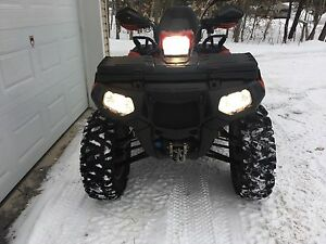 2014 POLARIS SPORTSMAN TOURING EPS 850 HO. VRAIS DEUC PLACES