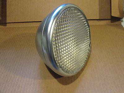 7 Inch Flat Lens Headlight Case Tractor Rc Cc La Moline U R G Deere A B D Oliver