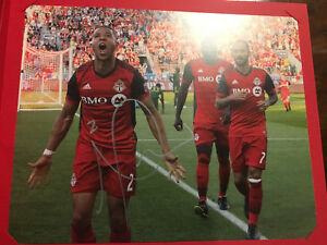 Signed Justin Morrow Autographed photo
