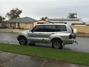 2003 NP Pajero Exceed PRICE REDUCED!!! Port Noarlunga South Morphett Vale Area Preview