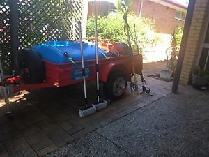 For Sale Trailer Mounted Pressure Cleaner Mount Gravatt East Brisbane South East Preview
