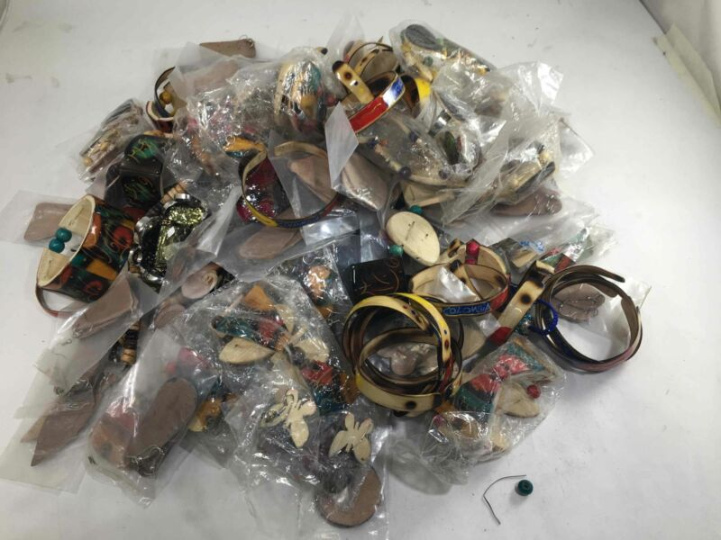 Assorted Lot of Costume Fashion Jewelry - 3lbs+
