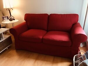 Loveseat *LOW PRICE* - IKEA Ektorp - MINT Condition, No pets.