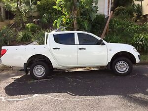 Mitsubishi Triton GLX 2012 Terrigal Gosford Area Preview