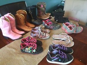 Girls shoes size 13-2