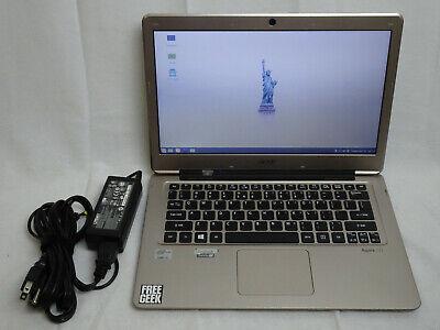Acer Aspire S3-391 | i5-3337U | 4gb Ram | 500gb HDD | LINUX