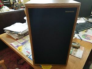 Vintage American Acoustics D3550E Box Speakers - Set of 2