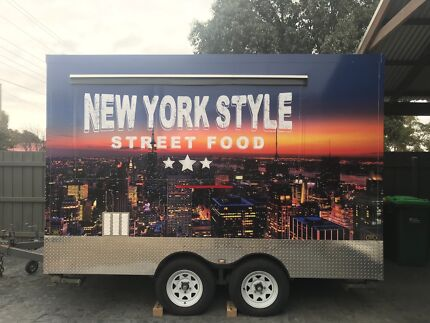 Food trailer for sale Epping Whittlesea Area Preview