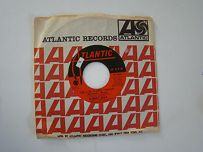 Robert John, The Lion Sleeps Tonight / JANET 45 rpm Record 3516101