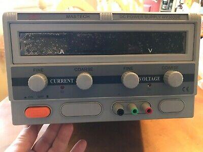 Mastech High Current Switching Hy3020e Dc Power Supply Ham Radio